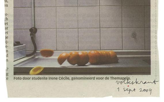 Recensie in de Volkskrant over mijn werk in het Nederlands Fotomuseum