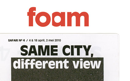 Photo Safari in Foam Amsterdam; doe je mee?