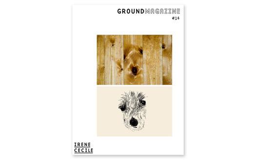 Joepie: het nieuwe nummer van Ground Magazine helemaal vól met mijn werk!