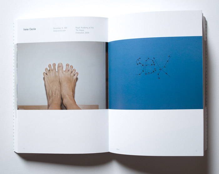 "Publicatie in ""New – Dutch Photography Talent 2013"""