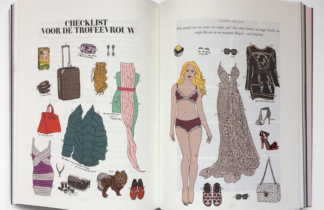 Dit boek gaat niet over mode