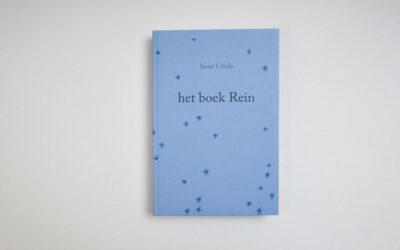 Het Boek Rein is te koop; bestel hem nú!