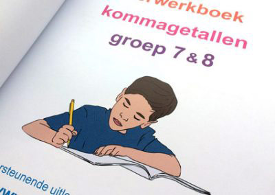 De Sommenfabriek – Arithmetic books