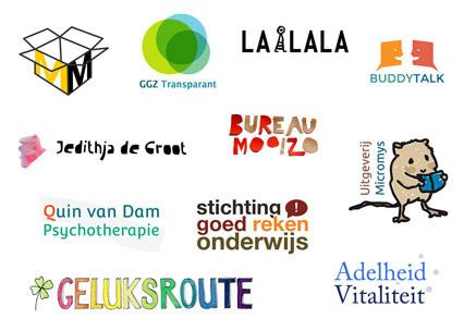 Grafisch ontwerp: logo's, visitekaartjes, flyers en posters