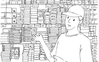 Todo: medicijnvoorraad apotheek tekenen