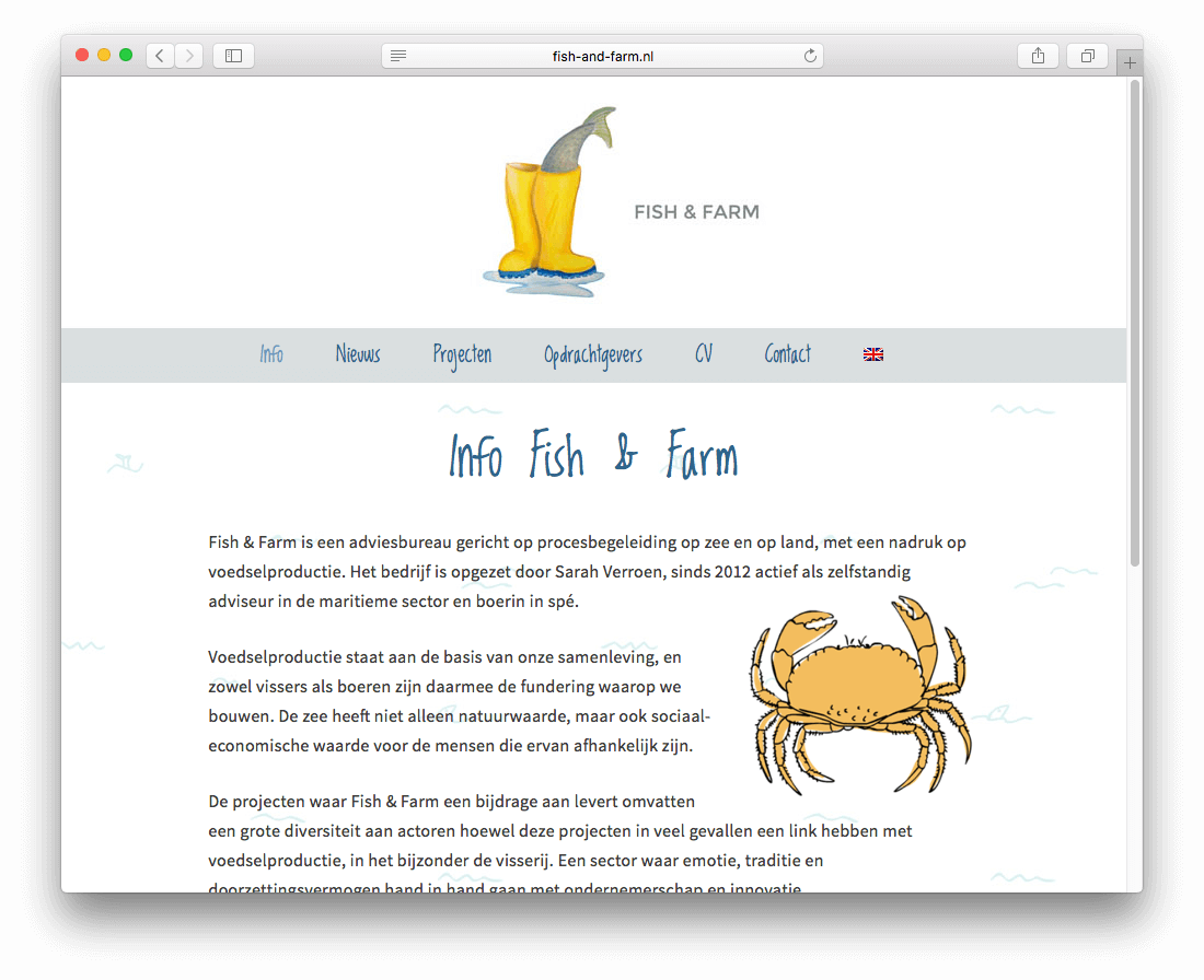 2015-09-10 Fish and Farm website