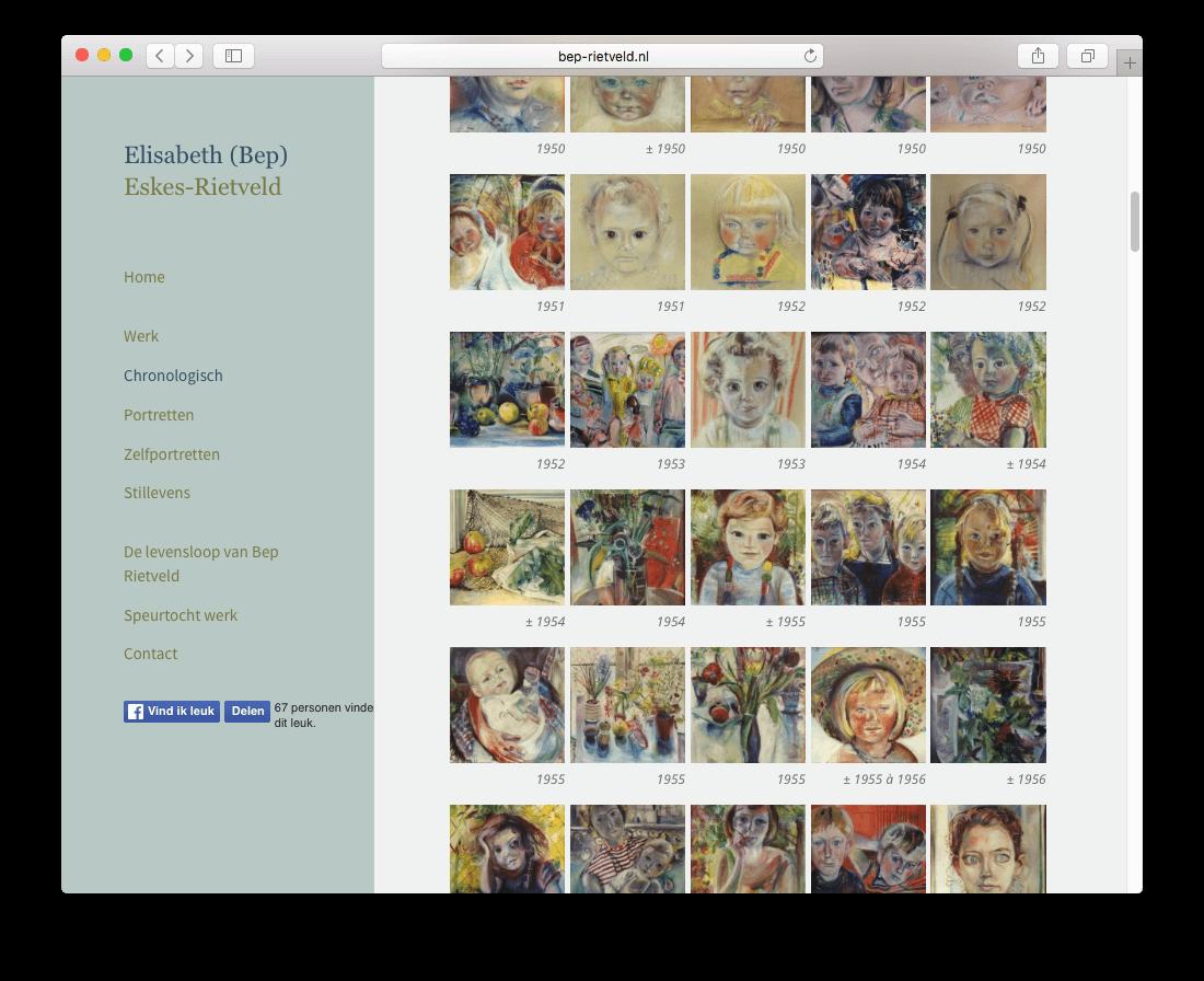 2015-09-16 website bep rietveld