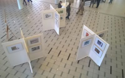 Expositie winnende illustraties Worldwide Picture Book Illustration Contest