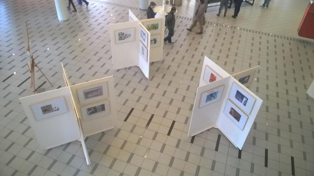 2015-11-03 WWPBIC expositie Rotterdam