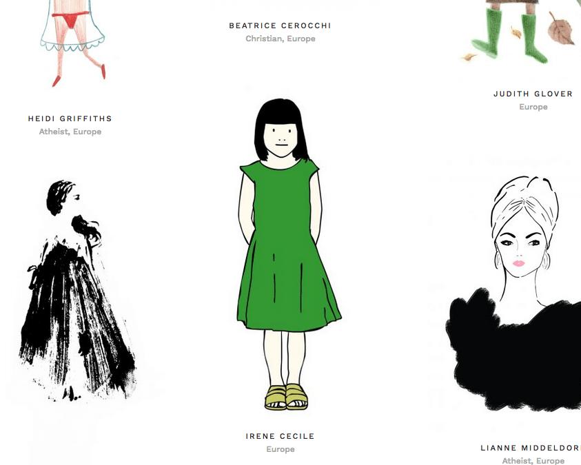 Mijn werk op womenwhodraw.com
