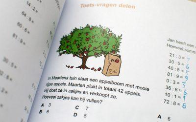 Illustraties voor nieuw rekenwerkboek Sommenfabriek