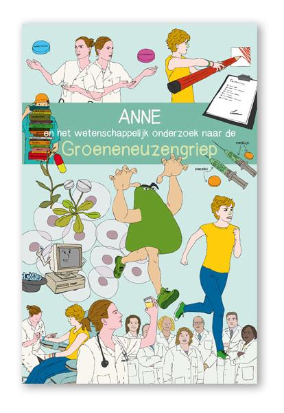 LUMC strip Irene Cecile Ronella Grootens Universiteit Leiden Informed Consent - kaft