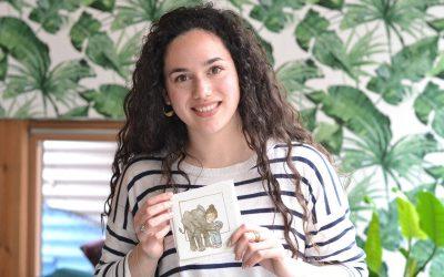 #2 Carmen Groenefelt over illustreren voor een glimlach, ondernemen en een paar keer heel diep springen