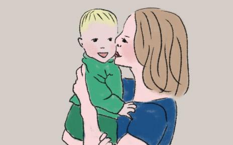 #19 Behandel je illustraties als je baby's én als het kind dat je afstaat
